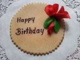 Schild Hayyp Birthday
