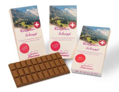 Wengener Schokolade